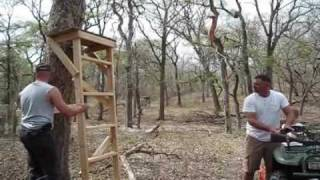 15 1 Setting Up Tree Stand Lil Insight,tactics