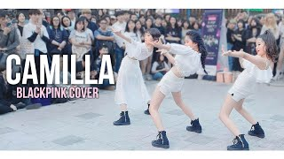 2위 2nd Prize | 카밀라 CAMILLA 10-13세 | 블랙핑크 KILL THIS LOVE + DDu Du DDu Du @ 다이아나댄스대회 Fancam by lEtudel