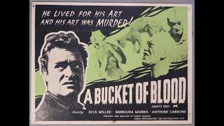 Un cubo de sangre 1959 - Película subtitulada en español