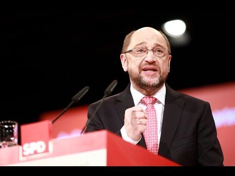 Rede von Martin Schulz