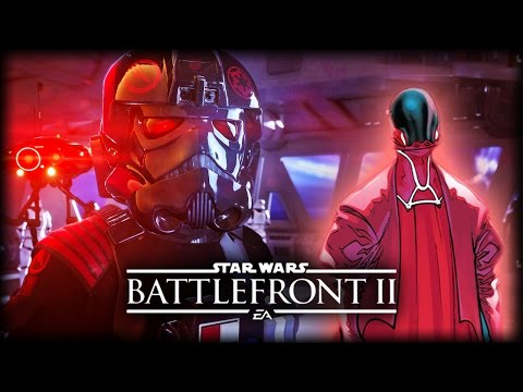 Star Wars Battlefront 2 -  HUGE Story Mode Announcements Including Characters and The Messenger!