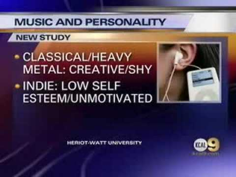 Music and your personality