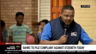 Etzebeth racism allegations to be taken to court