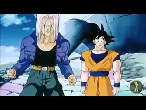 Trunks roast the Shit of broly's father by ssj9k