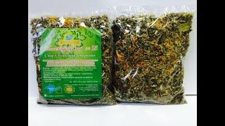 Антипаразитарный сбор трав. Купить травяной сбор в фито-аптеке