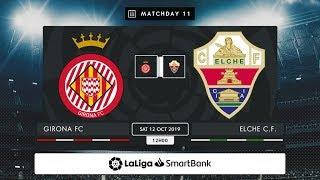 Girona FC   Elche C.F. MD11 D1200