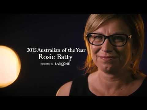 Interview 1: Rosie Batty Explains 1 in 3 Australian Women