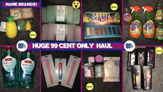 NEW 99 CENTS ONLY STORE HAUL 4/20/20~NAME BRAND FINDS ESSENTIALS u0026 MORE????A MUST WATCH HAUL????