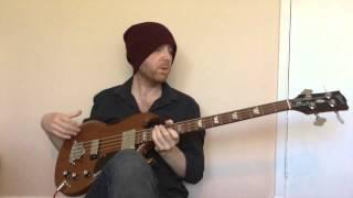 Gibson SG bass - Sweetbass review