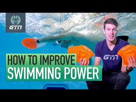 How To Improve Your Swimming Power | Freestyle Swimming Training