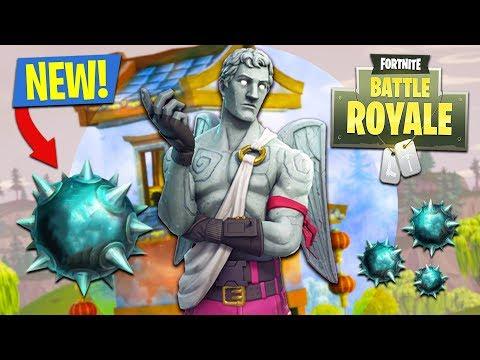 NEW FORTNITE UPDATE!! *IMPULSE GRENADE & SHRINES* (Fortnite Battle Royale)