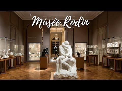 Musée Rodin, Paris (4K)