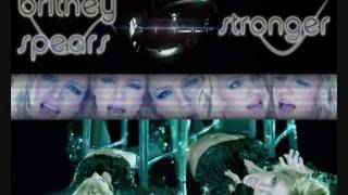 Britney Spears - Stronger Mac Quayle Mixshow Edit