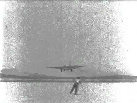 North American XB-45 Tornado First Flight, March 17, 1947