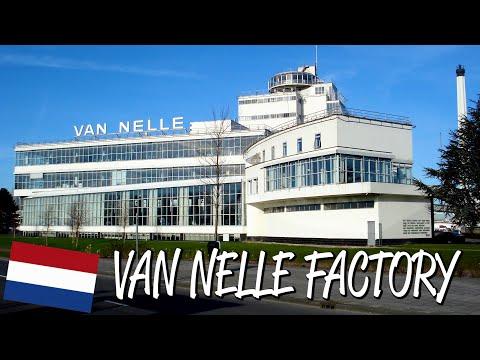 Van Nelle Factory - UNESCO World Heritage Site