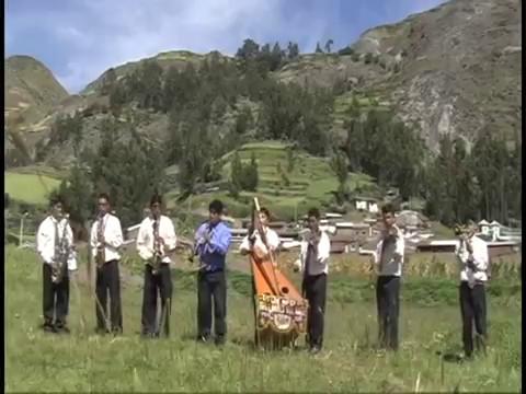 Super Brillantes del Ande -Terco Corazón (Video Oficial) Tania Producciones ?