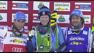 Alpe d'Huez - Skicross Sylvain Miaillier 3ème