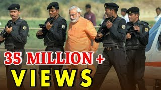 Watch: SPG Covered Narendra Modi's 'FULL-PROOF' 'UNBREACHABLE' Security(Securing Indian Prime Minister Narendra Modi, security agencies has always been facing critical issues. PM's security was handled by a special group within the ..., 2016-01-02T06:26:58.000Z)