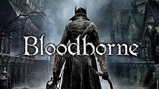 BLOODBORNE - Gameplay do Início até o Primeiro Boss, em Português PT-BR!