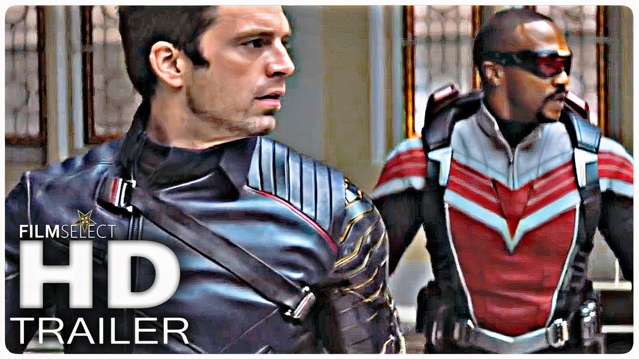"Download THE FALCON AND THE WINTER SOLDIER ""Coworkers"" Trailer (2021)"