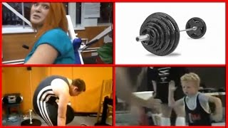 Sports Bloopers Fails Weightlifting Painful Compilation ✔ JANXEN - AXLE 1.0 Weights Accidents Vines
