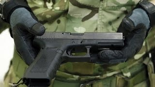 Glock 17 for the British Armed Forces - BBC News