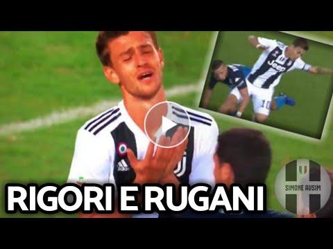 Calvarese, il rigore e il labiale di Rugani. 'Furto' Juve a Empoli ||| Speciale Avsim
