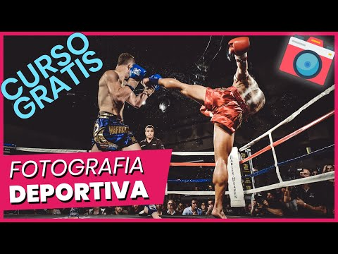 Curso de Fotografía, Cap 1: Fotografía Deportiva