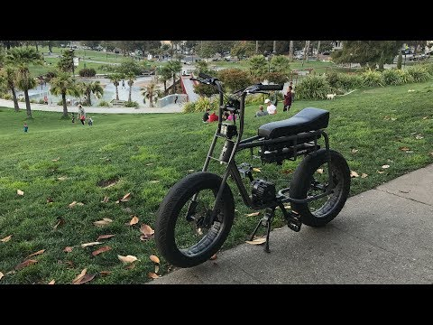 Lithium Cycles /// SUPER 73 Adventure - Long After Hours Ride - Dolores Park