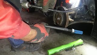 2009-2011 Ford Focus Tie Rod Replacement