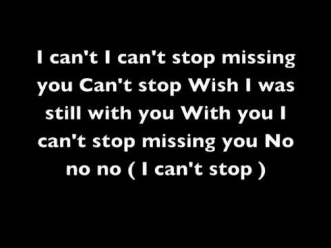 Missing You-Trey Songz With Lyrics