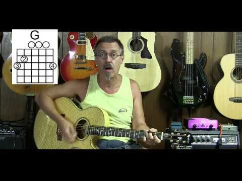 Old MacDonald Cover with Chords to Play Along - Children's Songs on Guitar - C10