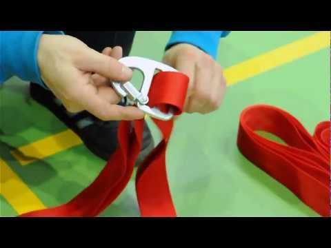 Video: Slackline Slackline-Tools « Slack 'n' School »