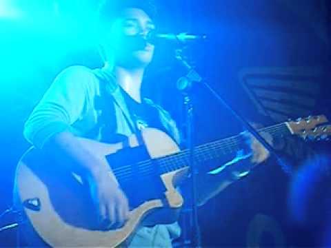Lost - Mikha Angelo and the band at PTC Mall (Palembang) 28/07/13
