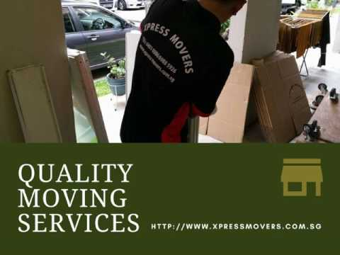 The Xpress Movers best movers company in Singapore (SG)
