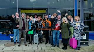 London Irish Centre Freebirds visit Kerry