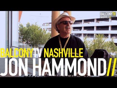 JON HAMMOND - LATE RENT (BalconyTV)