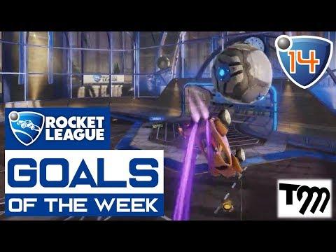 Rocket League - TOP 10 GOALS OF THE WEEK #14