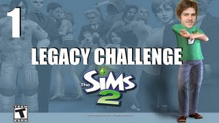 The Sims 2 Legacy Challenge - Humble Beginnings  (Part 1)
