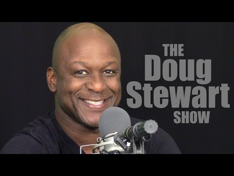 "BCS talk with former Auburn Tiger great Takeo Spikes... ""The Doug Stewart Show"" Episode 12"