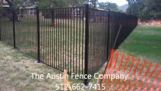 Austin Fence Companies 512-662-7415 Installs Cedar, Wood, Privacy, Iron, Bull Panel, Chain Link