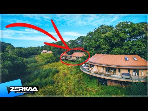 MOST EXPENSIVE TREEHOUSE IN THE WORLD?