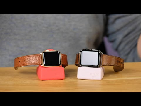 Orzly Apple Watch Stand Honest Review