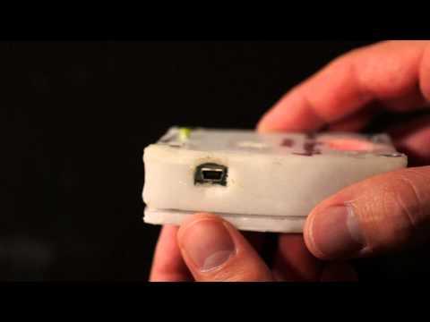 Home Made Humidity Sensor and Alarm