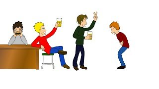ESL Easy Listening Comprehension 27: The Bachelor Party