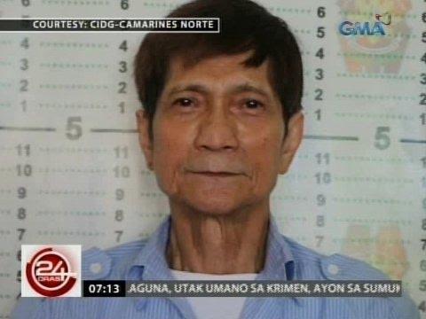24 Oras: Dating Camarines Norte Gov. Casimiro Roy Padilla, ikinulong sa bilibid
