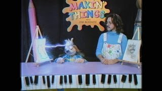Makin' Things with Jim McKenzie - Episode 2 Russell the Rappin' Raccoon