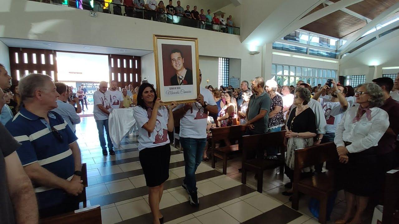 TRIBUNAL ECLESIÁSTICO E MISSA DE ABERTURA DO PROCESSO DE BEATIFICAÇÃO DE MARCELO CÂMARA
