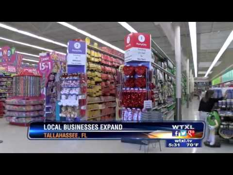 Local businesses expand in Tallahassee