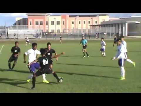 PBGHS vs Fort Pierce (1/23/17)